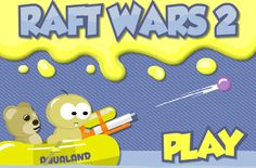 Play Raft Wars 2 At Friv 4 - Have Fun With Raft Wars Games