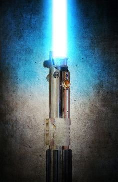 Anakin Skywalker's Lightsaber... From the Star Wars Prequels