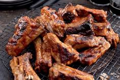 Grill Oven, Ribs On Grill, Thing 1, Ipa, Chicken Wings, Barbecue, Catering, Grilling, Bacon