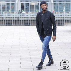 Check out @thatguyfromdowntown  @jephterr killing it with this outfit…