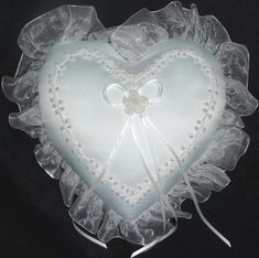 images of ring bearers' pillows | 29 95