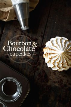 Chocolate Whiskey And Beer Cupcakes Recipe — Dishmaps