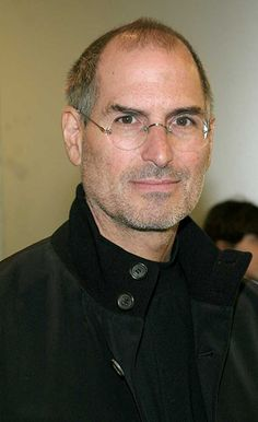 """Steve Jobs - """"Quality is more important than quantity. One home run is much better than two doubles. Steve Jobs Apple, Bill Gates Steve Jobs, Job Pictures, Steve Wozniak, Working Class, Picture Photo, Role Models, Movie Stars, The Man"""