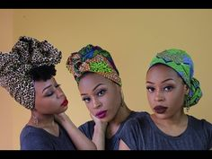 Hair CHALLENGES: HeadWrap