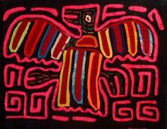 Kuna Indian Thunderbird Mola-Panama 15111602L