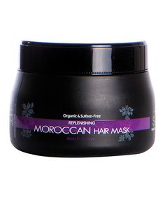 Look at this #zulilyfind! Organic Moroccan Hair Mask #zulilyfinds
