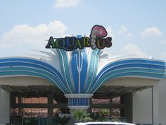 This casino had the most amazing brunch and a beautiful view of the colorado river while you were eating Aquarius Casino....Laughlin, Nevada