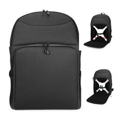 Realacc Backpack Case Bag for DJI Phantom 2 3 Cheerson CX20 XK X350 Syma X5C X5HW X5HC X8G X8HG RC Quadcopter