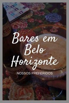 Conheça os melhores bares de Belo Horizonte e descubra onde beber na capital mineira.