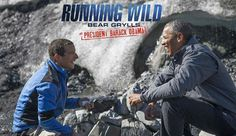 Bear Grylls And President Obama Run Wild In Alaska
