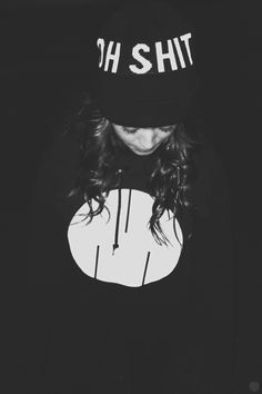 #winter coat #black and white #MSFTS