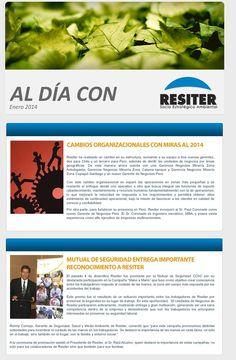 Newsletter Resiter