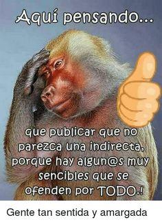 😂😂 y de echo  esta ya la es! Funny Spanish Jokes, Spanish Humor, Spanish Quotes, Babe Quotes, Funny Quotes, Funny Images, Funny Pictures, Funny Friend Memes, Mexican Humor