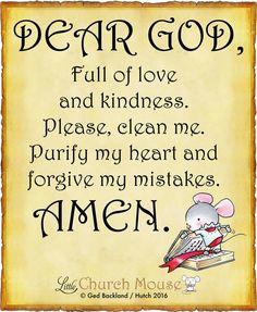 Little Church Mouse