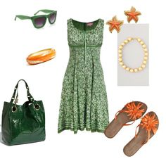 For a day of window shopping, created by jacalb on Polyvore