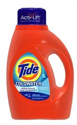 Tide oz Coral Blast HE Laundry Detergent at Lowe's. America's detergent, now even better. This Tide liquid laundry detergent now has the cleaning power. The improved formula is re engineered to Tide Liquid Detergent, Tide Laundry Detergent, Homemade Laundry Detergent, Lava, Tide Coupons, Procter And Gamble, Bleach Alternative, Cleaning Tips, Small Bathrooms