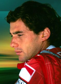 Ayrton Senna - thank you for inspring the world for your dedication, conviction, charity and magical spirit