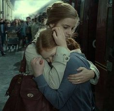 Hermione and Rose