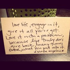 maya+angelou+quotes | maya angelou, quotes, sayings, amazing, ourselves, love, life on ...
