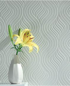 Pure Paintable Geometric Wallpaper
