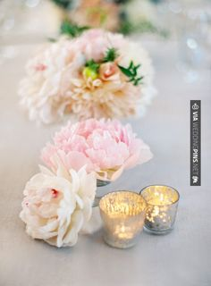 Love this - Mercury glass votives  Photography by , Event Design by , Floral Design by | CHECK OUT MORE IDEAS AT WEDDINGPINS.NET | #weddings #flowers #weddingbouquets #weddingflowers #events #forweddings #iloveflorals #romance #beauty #planners #floral #florist #Bouquet