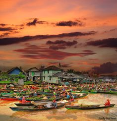 Beautiful Borneo www.AsiaTranspacific.com