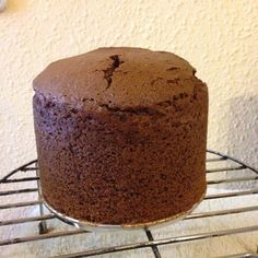 Cocinando dulce y salado: Bizcocho de cacao sin lacteos