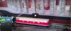 Digitální ovládání vlaku a výhybek pomocí Android aplikace (smartphone/tablet)