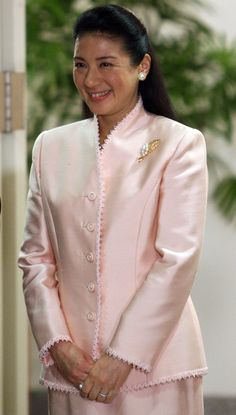 Her Imperial Highness The Crown Princess of Japan, Masako.