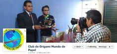 Club de Origami Mundo de Papel is on Facebook at: https://www.facebook.com/mundodepapelecuador //  El club se formó con la finalidad de dar a conocer y abrir la mente hacia este hermoso arte..... Ubicados en la ciudad de Quito, Ecuador; fomentamos a propios y extraños la gran sabiduria detrás de este arte y ciencia combinados. //  Origami Facebook Pages is provided by www.standinnovations.com