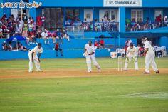 Cup Match Classic in Bermuda.