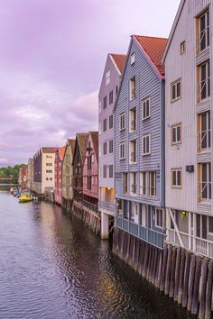 Trondheim, Norway. #WesternUnion