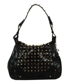 Take a look at this Black Ciat Shoulder Bag on zulily today!