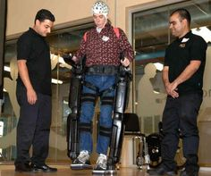Next up in robot suits for the paralyzed: Mind control? via @CNET