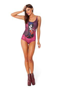 Rocker Marceline Swimsuit