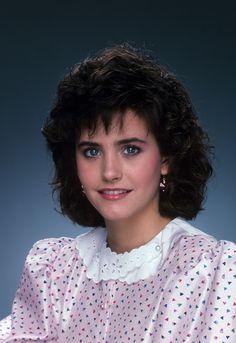 Courteney Cox - 1983, 19 yrs. old