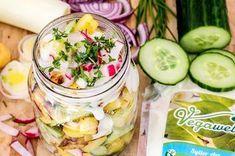 Bratkartoffelsalat - Ein neues leckeres Rezept von uns. Probiere es doch einmal aus und sag uns wie es dir gefällt?! :)