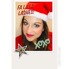 Who wants lashes for Christmas! Jgriffen.myrandf.com