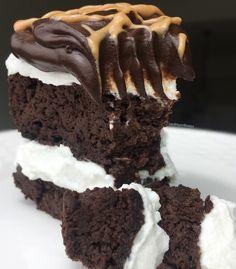 75-calorie classic chocolate cake