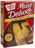 NO EGG recipes on this site using Duncan Hines Moist Deluxe Yellow Cake Mix, 18.25-Ounce Boxes (Pack of 6) . Instead of soda, I used carbonated water.