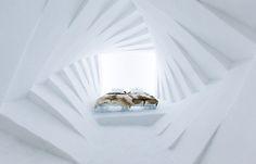 Ice Hotel: hospede-se no maior hotel do mundo construído de neve e gelo http://followthecolours.com.br/traveluv/ice-hotel-hospede-se-no-maior-hotel-mundo-construido-de-neve-e-gelo/