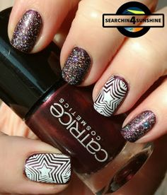 Searchin 4 Sunshine: [Nails] LilaLauneLack mit CATRICE 59 First Class Up-Grape