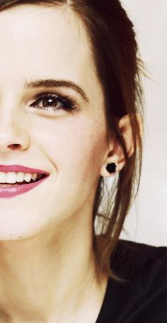 emma watson. how beautiful she is.