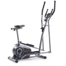 The Weslo Momentum G Bike/Elliptical Hybrid Trainer features 8 preloaded training workout apps and a large LCD window. Cycling Equipment, No Equipment Workout, Fitness Equipment, Home Treadmill, Best Exercise Bike, Upright Bike, Cardio Machines, Best Home Gym, Cool Bike Accessories