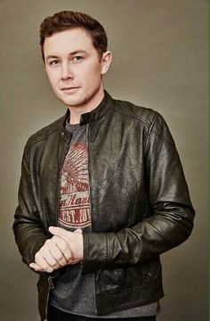 Babe Scotty Mccreery, Country Music Singers, American Idol, Bomber Jacket, Babe, Cook, Album, Friends, Amigos