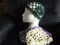 New sparkly  #cream  crochet hat 1970s #disco hen #party dance fancy dress abba,  View more on the LINK: http://www.zeppy.io/product/gb/2/222119007654/