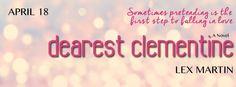 Renee Entress's Blog: [Release Day Blitz & Giveaway] DEAREST CLEMENTINE ... http://reneeentress.blogspot.com/2014/04/release-day-blitz-giveaway-dearest.html