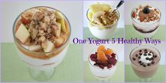 Hi Everyone, You know how much I love yogurt! I actually panic if I'm out of it, which is very rare! Not only is it delicious creamy, smooth and so versatile,. Healthy Treats, Healthy Desserts, Just Desserts, Healthy Breakfasts, Healthy Food, Healthy Eating, Healthy Recipes, Skinny Recipes, My Recipes