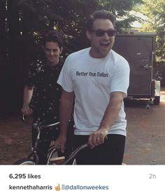 Kenny's instagram