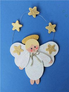 DecoArt® Angel Ornament